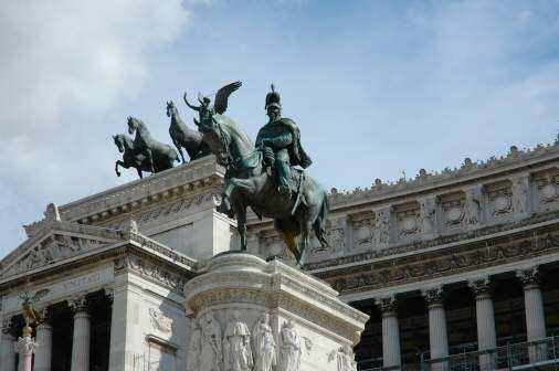 Vittorio Emanuele II monumentet