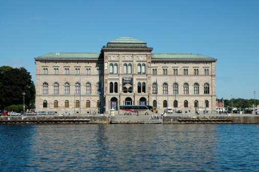 Nationalmuseum i Stockholm
