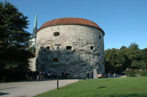 Estlands maritime museum i Tallinn